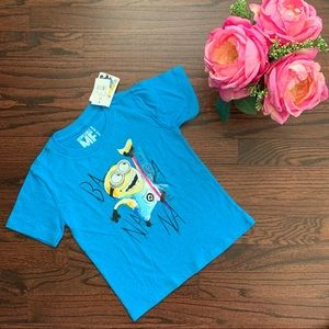Other - 🌼 3/$15 🌼 NWT Despicable Me minion tee, 3T